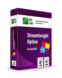 3D box StreamInsight Option