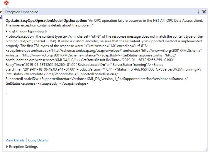QuickOPC_XML_DA_Client_Exception.png