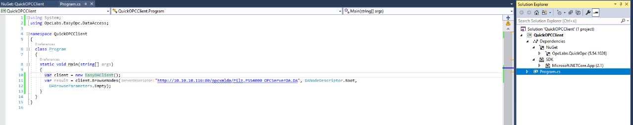 QuickOPC_XML_DA_Client_VisualStudio.png